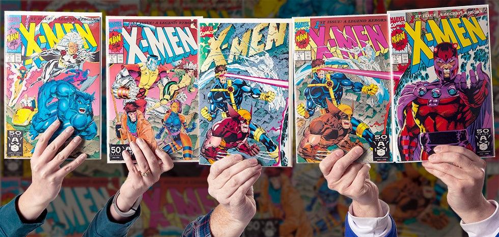 x-men comic book giveaway