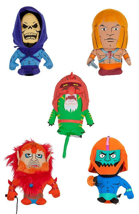 MOTU Plush Bundle
